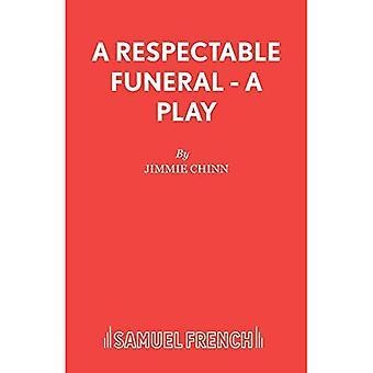 Een respectabele begrafenis (waarnemend Edition S.)