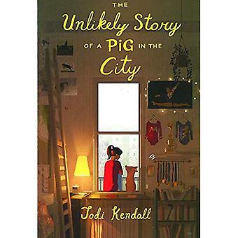 Den osannolika historien om en gris i staden