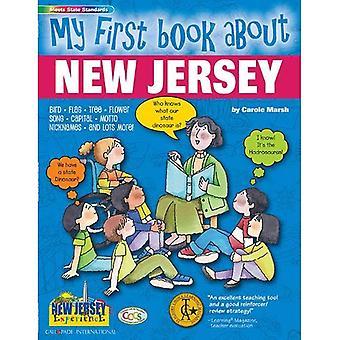 Mon premier livre sur New Jersey!