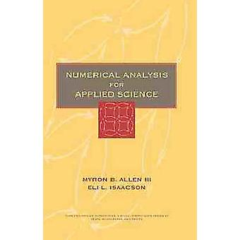 Numerical Analysis for Applied Science by Allen & Myron B.