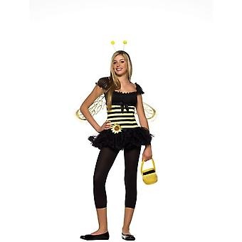 Flower Bee Teen Costume