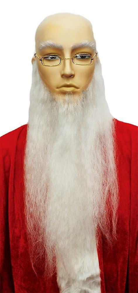 Håndlaget Santa skjegg
