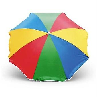 Playa ajustable Multi color Parasol