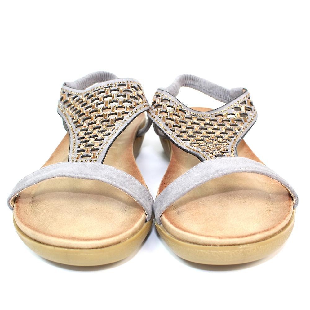 Lunar Flamenco 'T Bar' Sandal UmNg8