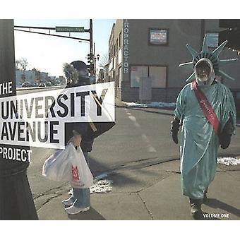 University Avenue Project - V. 1 - The Language of Urbanism - A Six-Mil