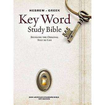 Hebrew-Greek Key Word Study Bible-NASB by Spiros Zodhiates - 97808995