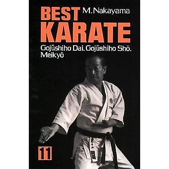 Best Karate - Vol.11 - Gojushiho Dai - Gojushiho Sho - Meikyo by Masat
