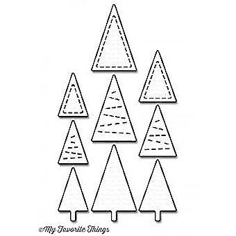 My Favorite Things Die-Namics Winter Trees (MFT-999)