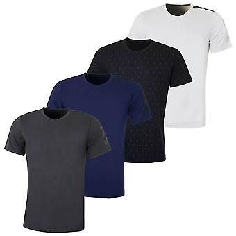 Adidas Golf mens Adicross grote logo Tee T-shirt