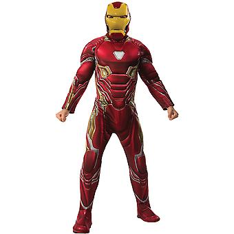 Adult Iron Man Costume - Avengers