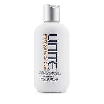 Unite Boing Defining Curl Cream (activate. Hold) - 236ml/8oz