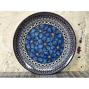 Frokost tallerken ø 25,5 cm, unik 4, Cerámica de polonia - BSN 1360