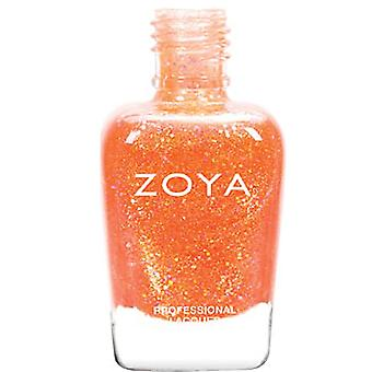 Zoya Nail Polish Bubbly Summer Holographic Jellies Collection - Jesy 14ml (ZP740)