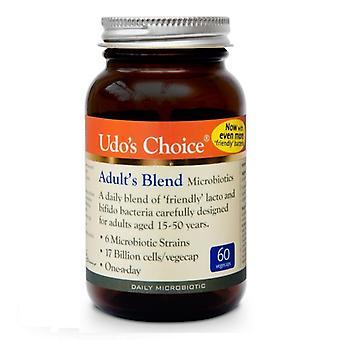 Udo's Alegere Adultăs Blend Microbiotice Vegicaps 60 (FMD036)