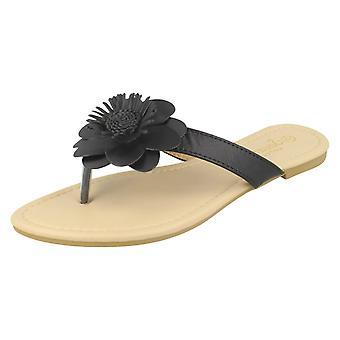 Ladies Savannah Toepost Sandals F00172