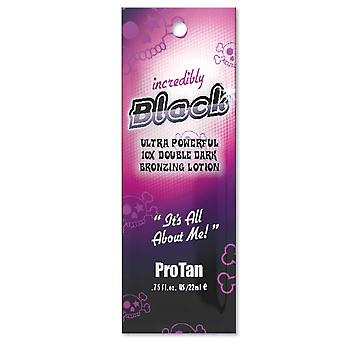 Pro Tan Incredibly Black Ultra Powerful 10x Double Dark Bronzing Lotion