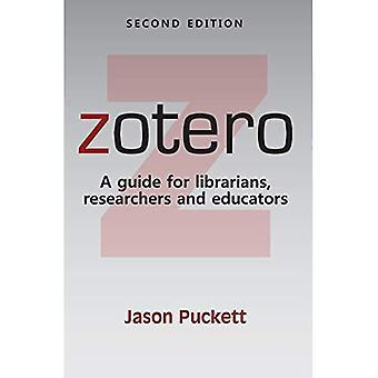 Zotero: Un guide pour les bibliothécaires, chercheurs et éducateurs