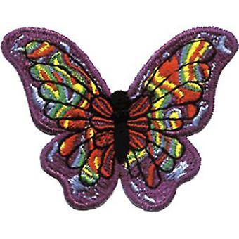 Patch - Animals - Butterfly Iron On Gifts New Licensed p-0321