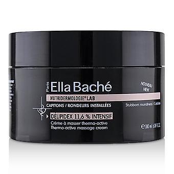 Ella Bache Nutridermologie Lab Delipidex 11.6% Intensif Thermo-aktiv Massage Cream - 180ml/6.08oz