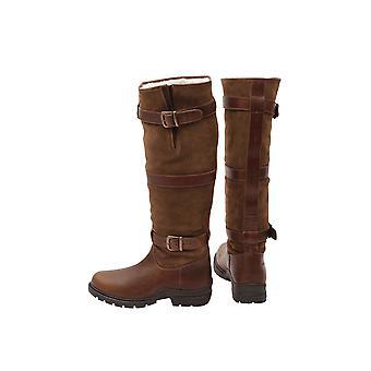 Horka Highlander Womens Outdoor Boots - Brown