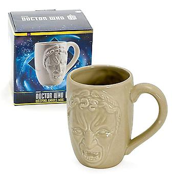 Doctor Who Weeping Angel Mouletasse
