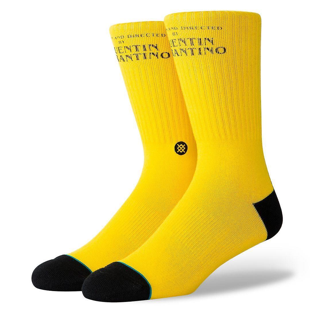 Stance Quentin Tarantino Collaboration Mens Socks ~ Kill Bill (size L)