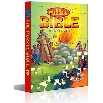 PEOPLE OF FAITH A HB (Puzzle Bible)