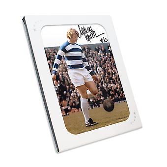 Rodney Marsh undertecknat QPR foto i presentask