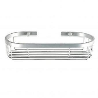 Cestino ovale di Tatay ghiaccio 29 X 12 X 6, 5 (accessori bagno, ripiani e ganci)