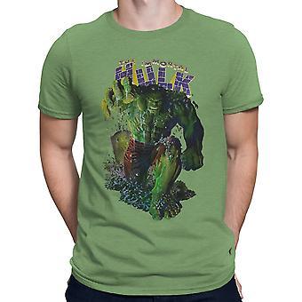 Unsterblicher Hulk Männer's T-Shirt