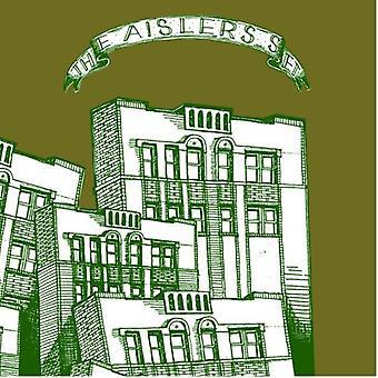 Aislers - How I Learned to Write Backwards [CD] USA import