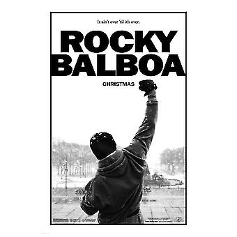 Rocky Balboa (Double Sided Advance) (2006) Original Cinema Poster