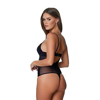 After Eden 10.17.6084-20 Women's Shelly Black Body
