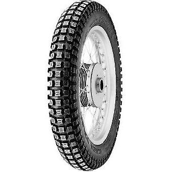Pneumatici per motocicli. Pirelli MT43 Pro Trial ( P4.00-18 TL 64P ruota posteriore )