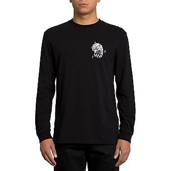 Volcom Mike Giant Långärmad T-shirt i svart