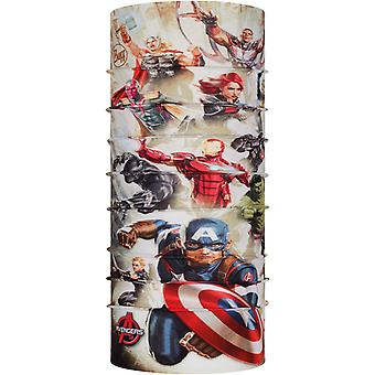 Buff SuperHeroes New Original Neck Warmer in The Avengers Multi