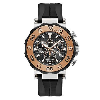 GC Y63003G2MF Men's Divercode Chronograph Wristwatch