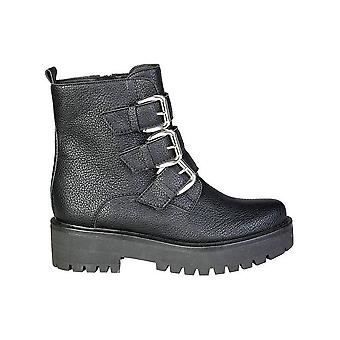 Ana Lublin - Shoes - Ankle boots - BRIGIT_NERO - Women - Schwartz - 40