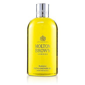 Molton Brown Bushukan Bath & Shower Gel - 300ml/10oz