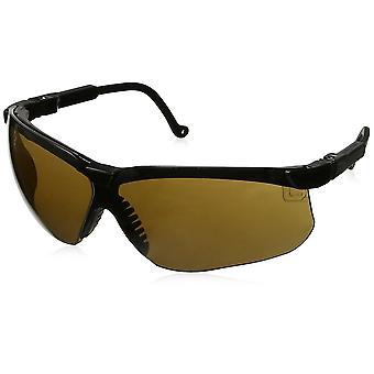 Howard Leight Genesis Tiro Óculos, Black Frame, Espresso Lens #R-03572