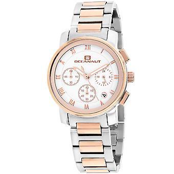 Oceanaut Mujeres's Riviera White Dial Watch - OC0637