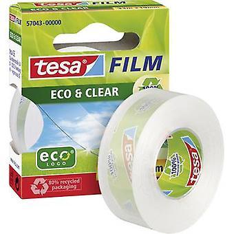 tesa Eco & Clear Dubbelzijdige Tape