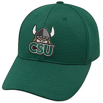 """Cleveland State Vikings NCAA TOW """"Booster"""" Memória Fitted Hat"""