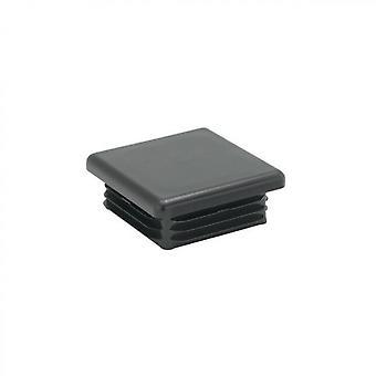 Casquette d'impact carré 8 par 8 cm (4 pièces)
