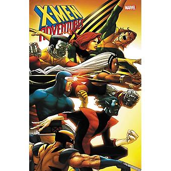 Xmen Adventures by Stan LeeScott Gray