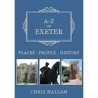 AZ of Exeter by Chris Hallam