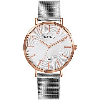 Go Girl Only 695994 - watch steel money e woman