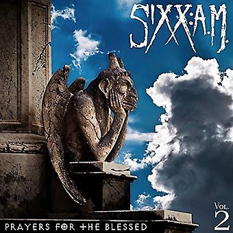 Sixx:a.M. - Prayers for the Blessed [CD] USA import