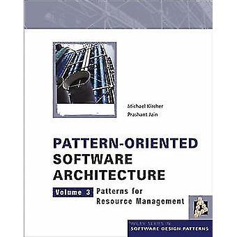 PatternOriented Software Architecture by Michael KircherPrashant Jain
