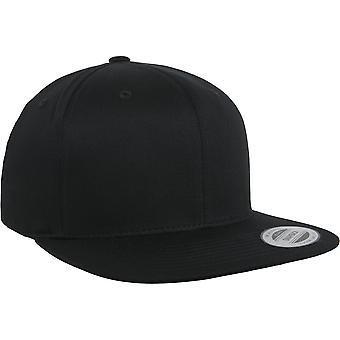 Flexfit by Yupoong Mens Organic Cotton Snapback Baseball Cap